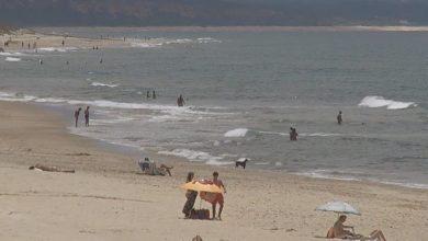 Photo of Baixa de temperaturas afasta portugueses das praias