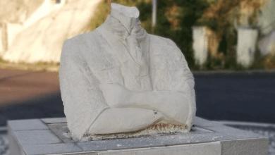Estátua de Robert Powell