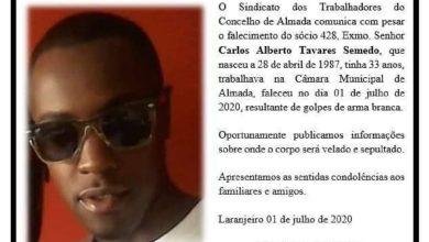 Photo of Vítima de esfaqueamento em Almada era trabalhador na Câmara