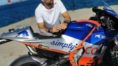 Photo of Miguel Oliveira passeou por Almada com a sua KTM