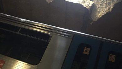 Photo of Desabamento na Linha azul do metro de Lisboa faz quatro feridos