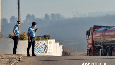 Photo of PSP registou 400 incêndios florestais e deteve 7 pessoas por crime de fogo posto