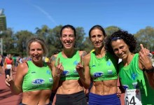 Photo of 'Natureza Ensina' brilha nos Nacionais de Veteranos de Atletismo