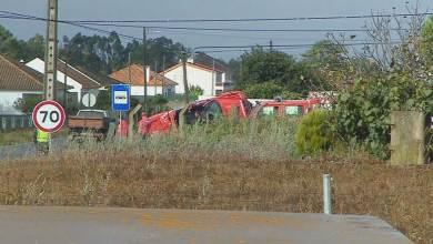 Photo of Comandante dos bombeiros de Odemira despistou-se esta manhã e ficou em estado grave