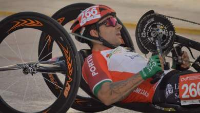 Photo of Santiago do Cacém: Flávio Pacheco conquista European Cup de paraciclismo