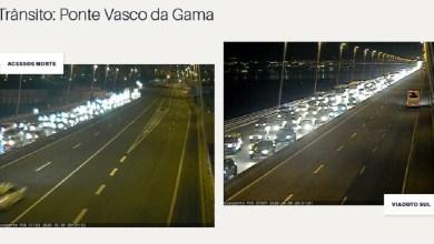 Photo of Operações Stop causam caos nas estradas e entopem Ponte Vasco da Gama