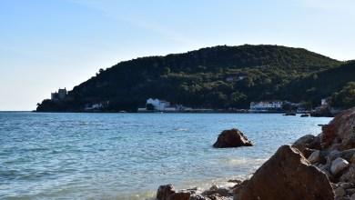 Photo of Praia do Portinho da Arrábida em vias de desaparecer
