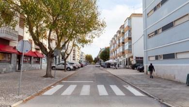 Photo of Substituição de rede de esgotos na Rua Egas Moniz, na Moita