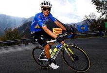Photo of Rúben Guerreiro faz história e vence a Camisola da Montanha no Giro de Itália