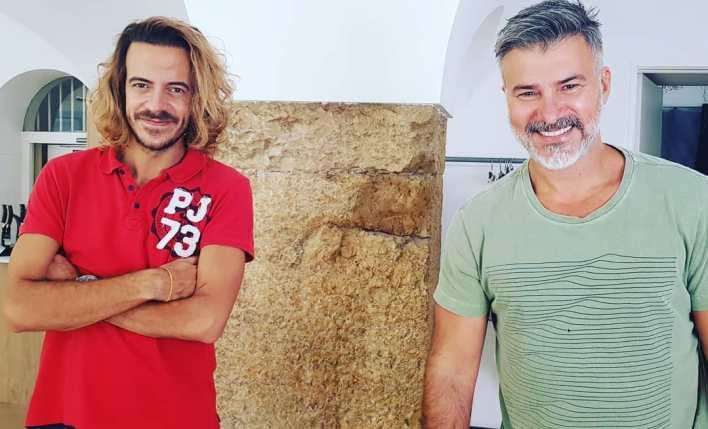 Leonardo Vieira e David Xavier