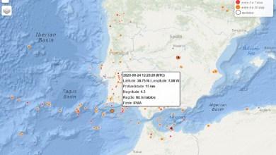 Photo of Em 24 horas terra tremeu seis vezes no Alentejo