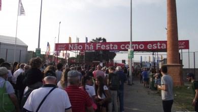 Photo of DGS reduz lotação máxima da Festa do Avante! para 16 mil pessoas