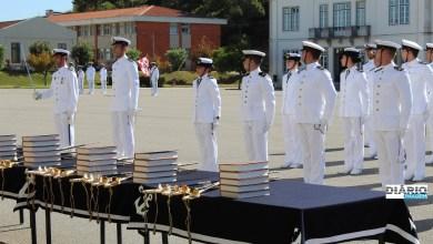 Photo of Escola Naval recebe cerimónia de Juramento de Bandeira e de Entrega de Espadas