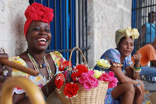 Em Havana você se sente em Salvador