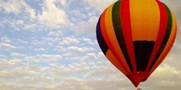 Foto: Voe de balão Brasil