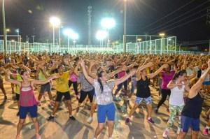 Programa Dançando na Praça retoma as atividades nesta segunda (07)