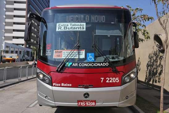 ônibus ar condicionado
