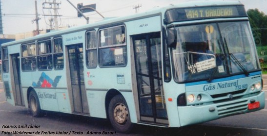 GNV Bus