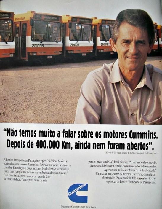 Mafersa Cummins