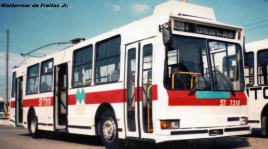 Nas versões trólebus ou diesel, em linhas comuns ou especiais, o sistema da capital paulista foi um dos que mais empregou os veículos