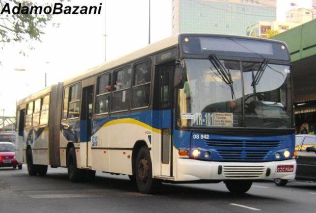 No final de sua trajetória, a Guarará ainda tinha os mesmos ônibus que iniciaram as operações em 1999/2000
