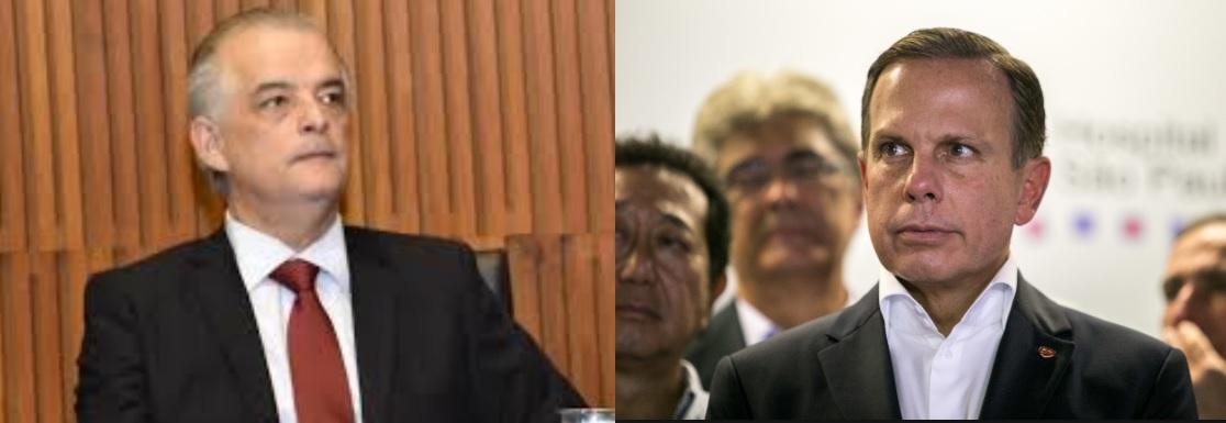 Márcio França X João Doria  o que dizem os programas de governo sobre a  mobilidade em São Paulo b49489aa5b