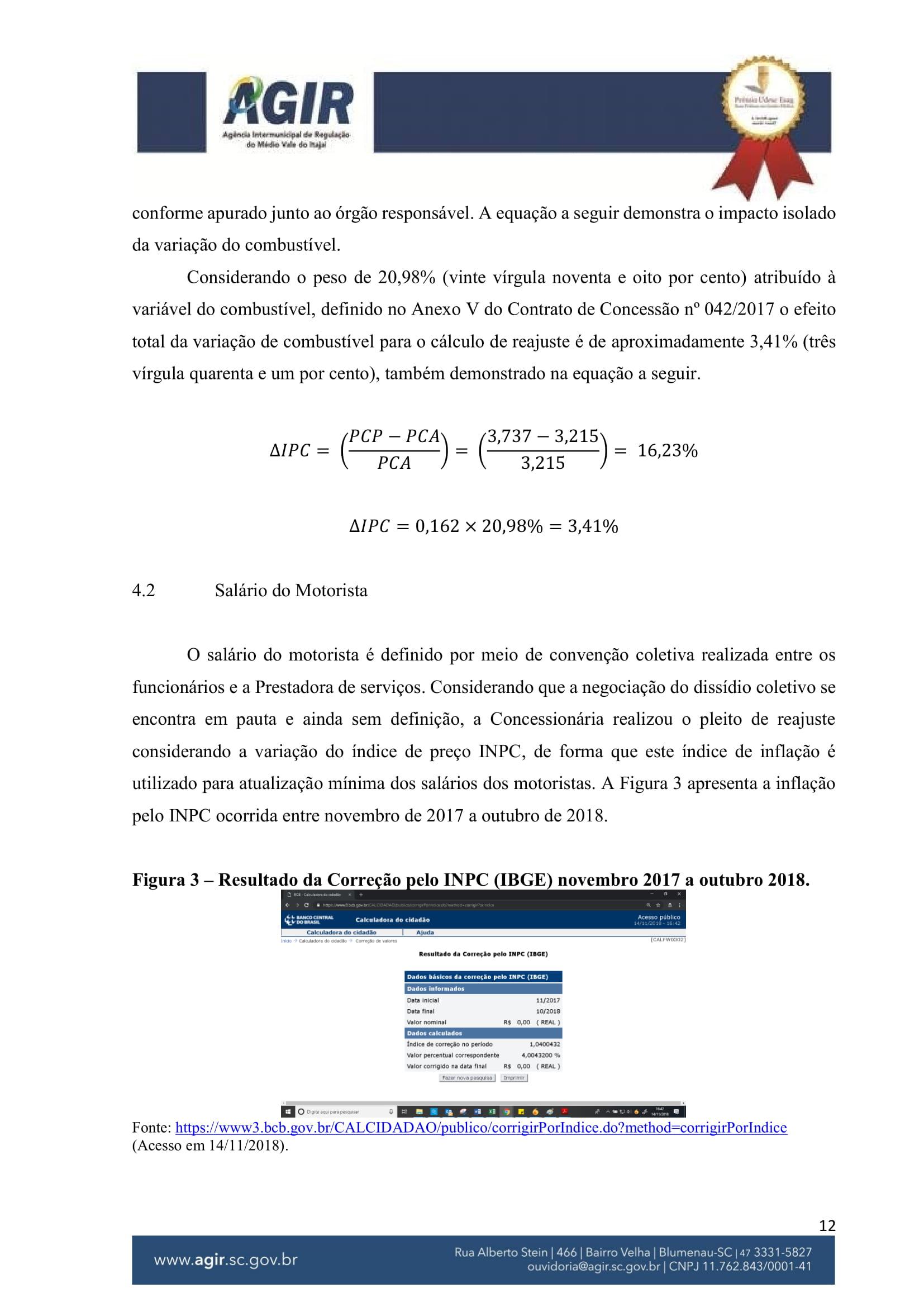 Parecer Administrativo nº 70-2018-12