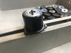 Motor do eletroventilador