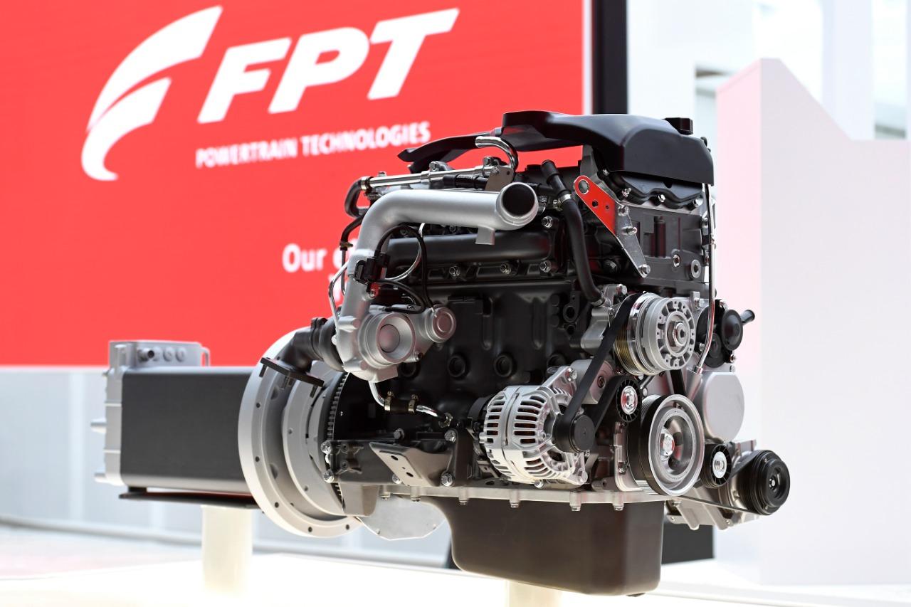 Motores FPT F1C