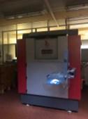 """Impressora 3D, onde os protótipos são """"impressos"""" para testes"""