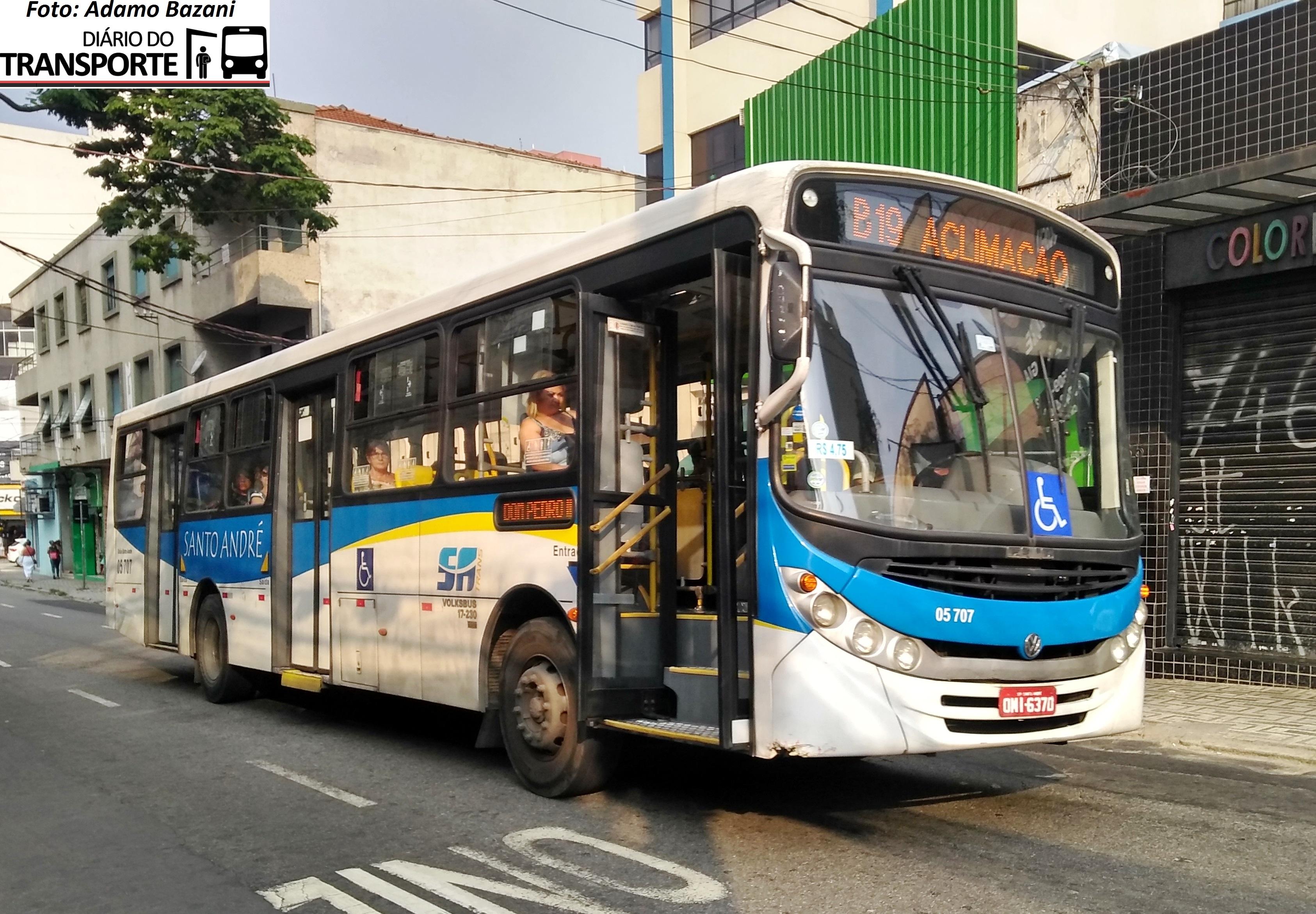 ônibus usado