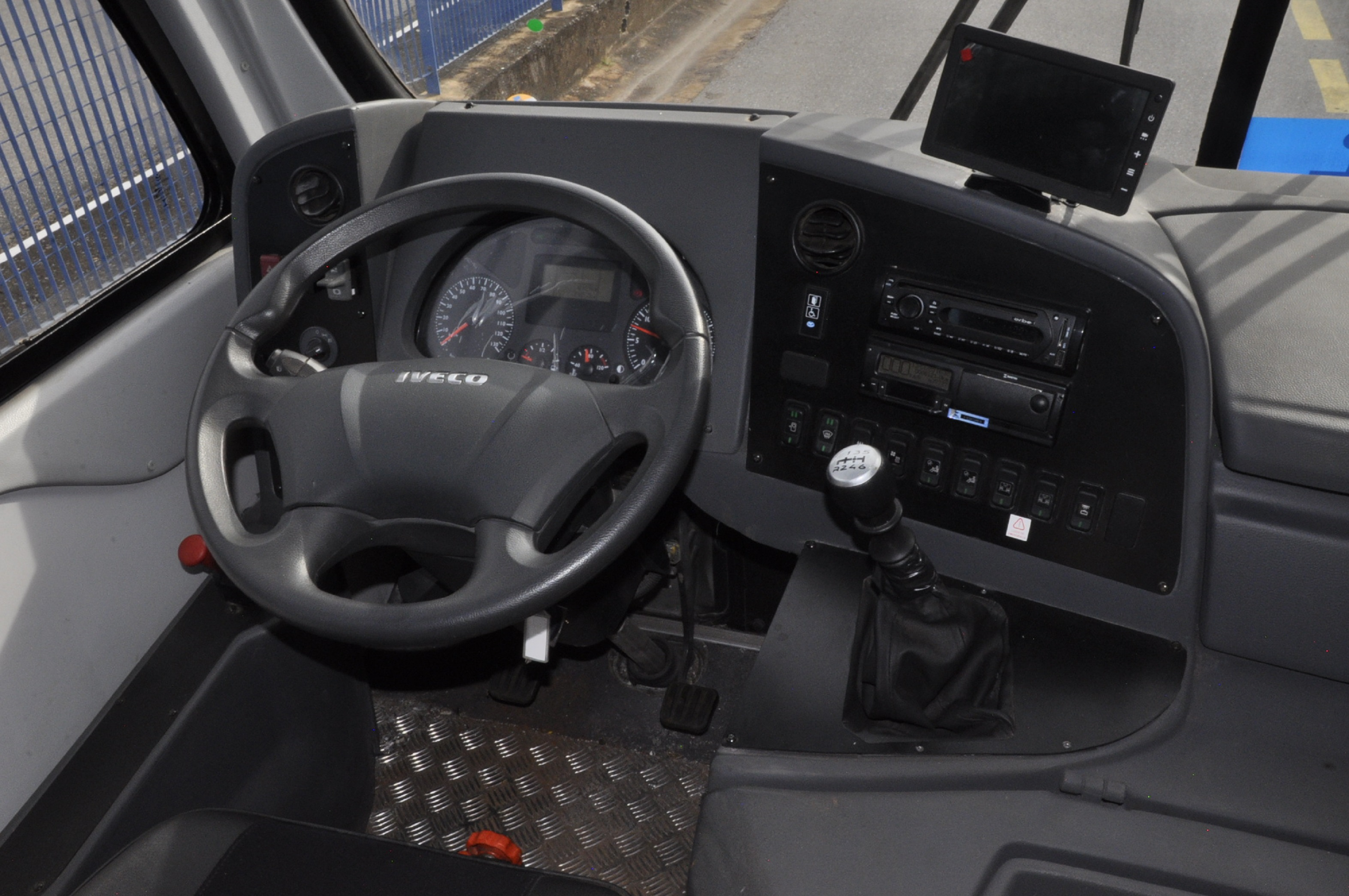IVECO BUS - chassi 10-190....