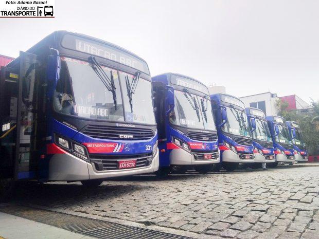 ônibus EMTU