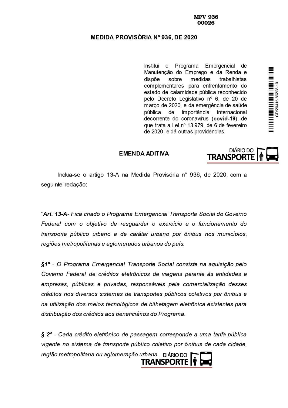 DOC-EMENDA 26 - MPV 9362020-20200402_01