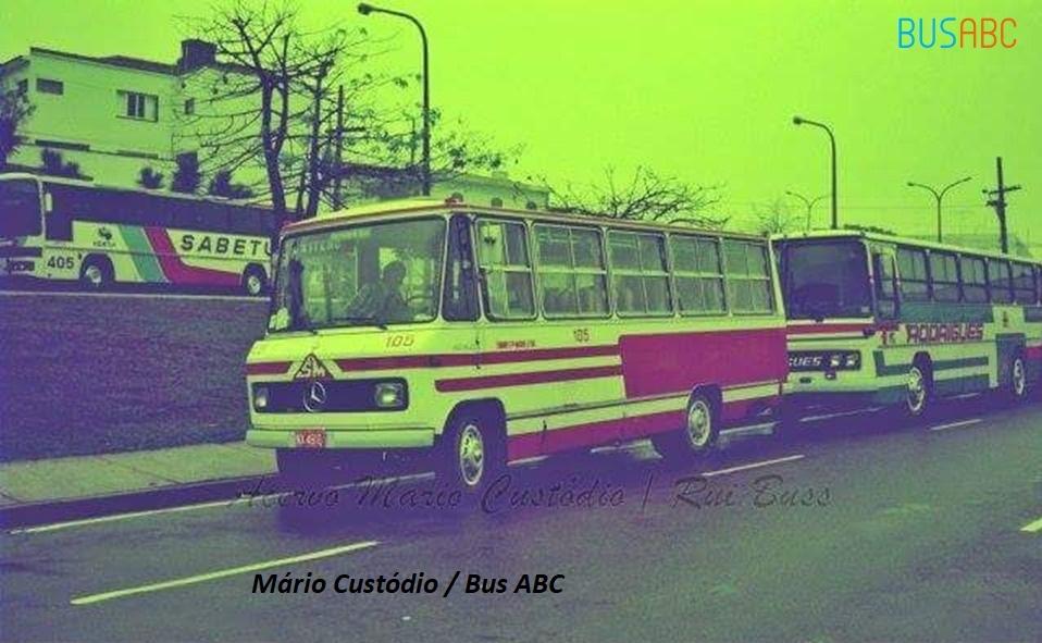 Micro-ônibus Caio Carolina