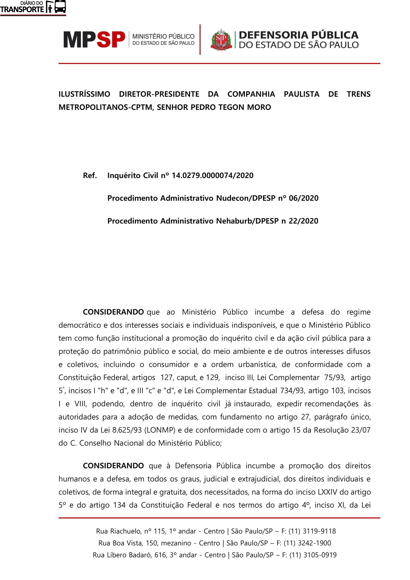recomendação transporte_CPTM-01