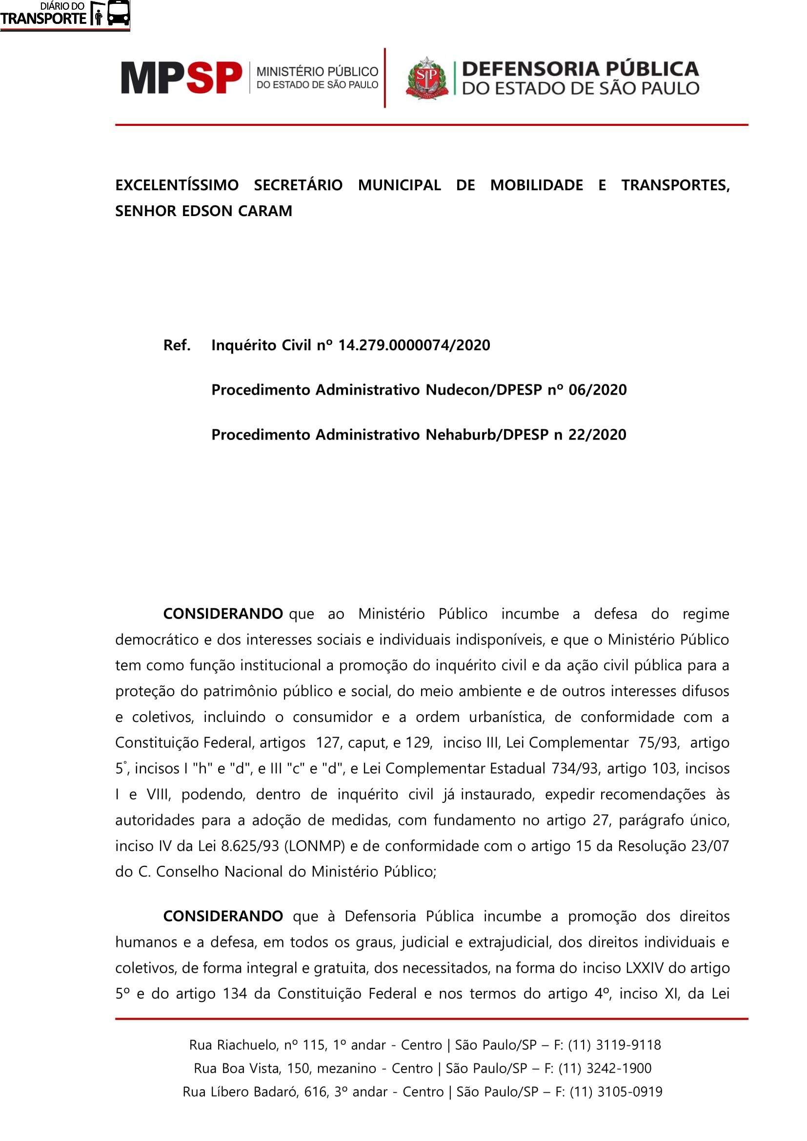 recomendação transporte_Secretaria municipal-01