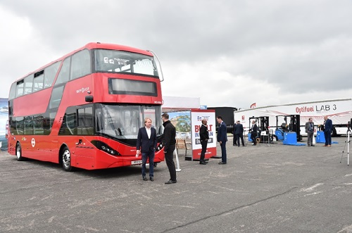 BYD Showcases 100% Electric Solutions at UK Transport and Tech Event