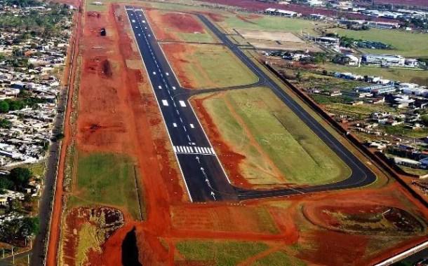 Ministério buscará rapidez nas obras do aeroporto de Ribeirão Preto