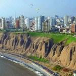 Chegadas de turistas internacionais no Peru crescem 7,8% até setembro