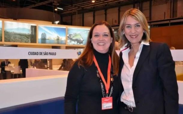 Diretora da SPTuris recebe certificado em Madri