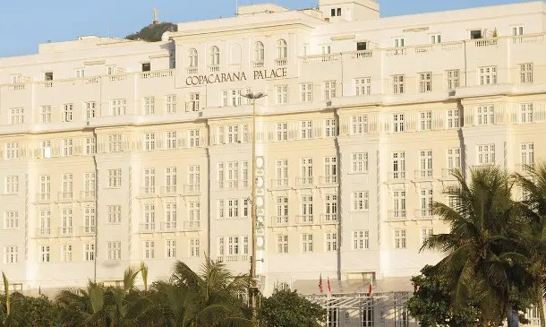 Em aniversário do Rio, Copacabana Palace promove jantar beneficente