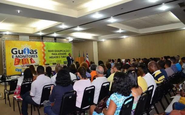 Bahia aperfeiçoa atendimento ao turista para o Carnaval