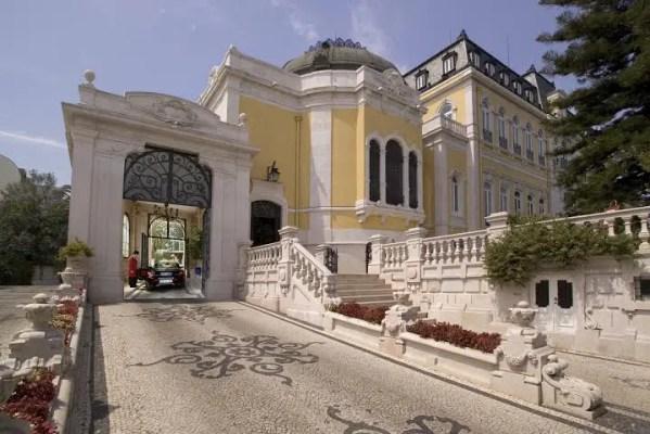o Grupo Pestana soma 86 unidades em 15 países da Europa, África e Américas, com planos de expansão que contemplam novas aberturas no Brasil e exterior. Na foto, o Pestana Palace, em Lisboa
