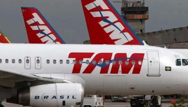 TAM inicia venda de bilhetes para nova rota entre Congonhas e Jaguaruna