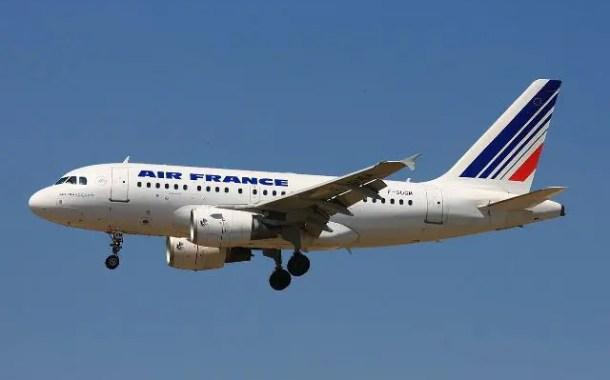 Air France é companhia com mais melhorias no mundo, segundo publicação