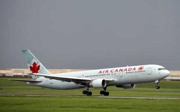 Air Canada transporta delegação brasileira para Pan 2015