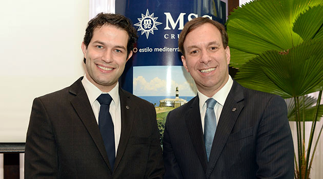 MSC lança plataforma que facilita reservas para agentes de viagens