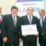 SPCVB recebe prêmio nos Estados Unidos