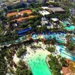 Três parques aquáticos do Brasil inauguram novos brinquedos para o verão
